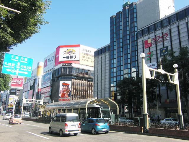 札幌駅のエリア情報10