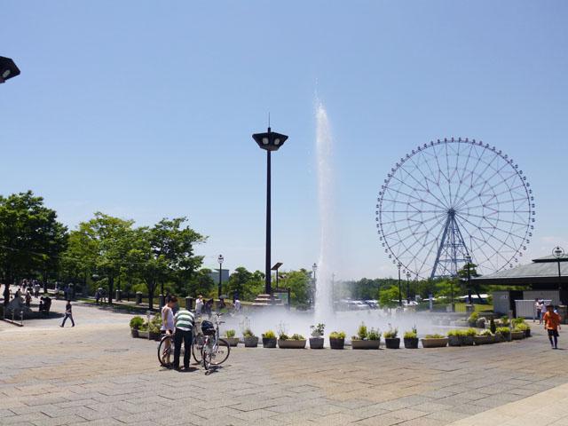 葛西臨海公園駅のエリア情報1