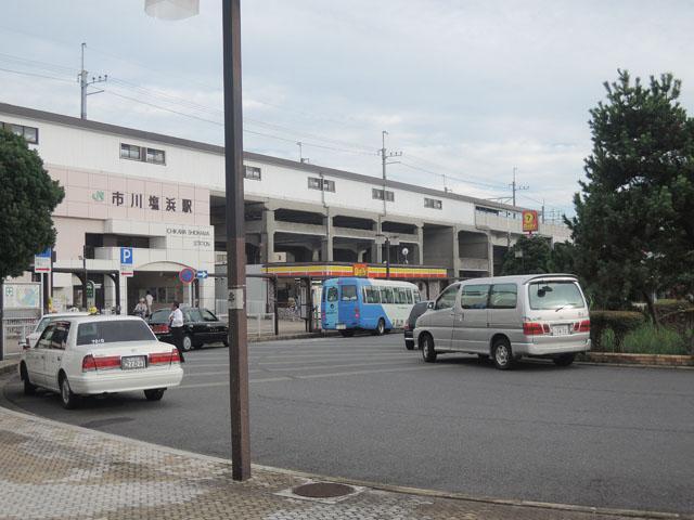 市川塩浜駅のエリア情報3