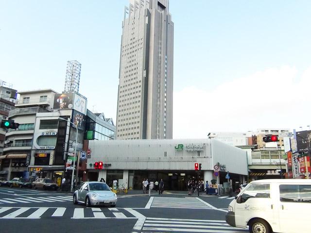 代々木駅のエリア情報4