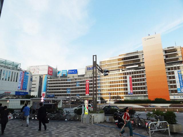 新宿駅のエリア情報1