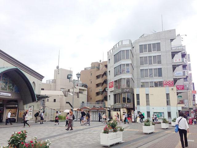 目白駅のエリア情報2