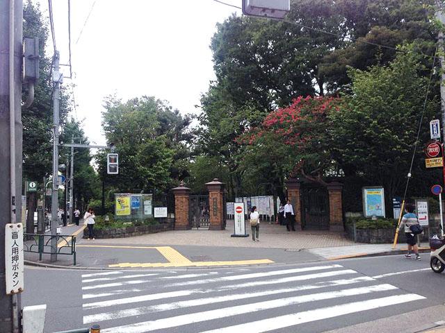 目白駅のエリア情報4