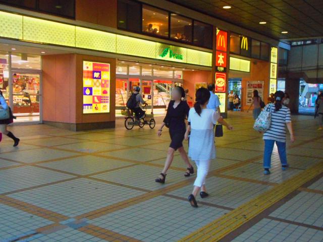 武蔵中原駅のエリア情報4