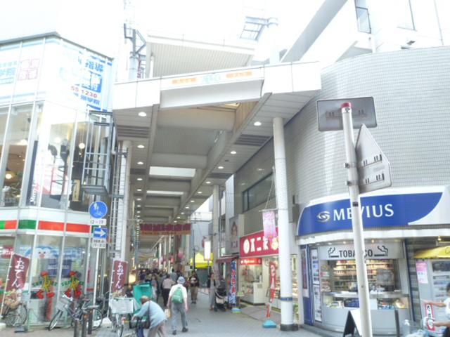 武蔵新城駅のエリア情報1
