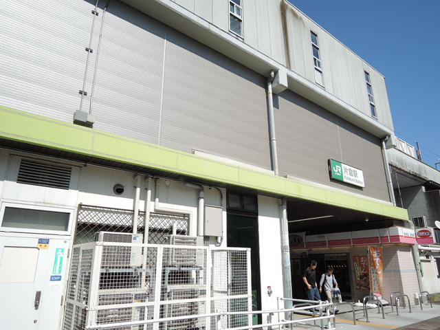 片倉駅のエリア情報1