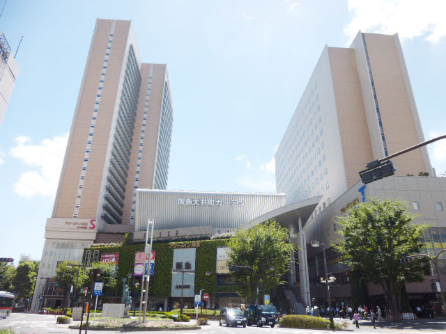 大井町駅のエリア情報3