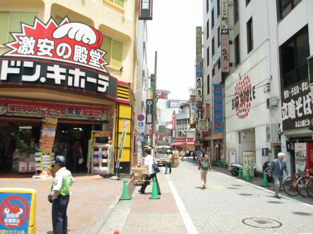 蒲田駅のエリア情報8