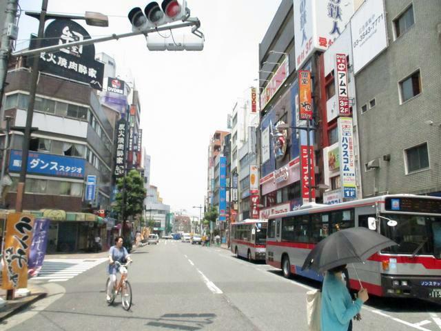 蒲田駅のエリア情報9