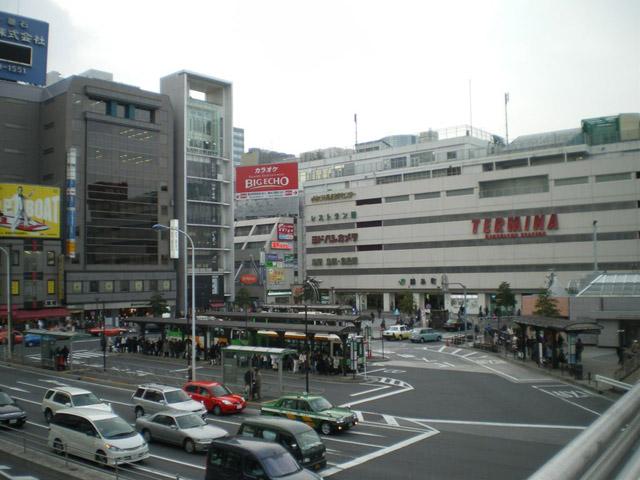 錦糸町駅のエリア情報1