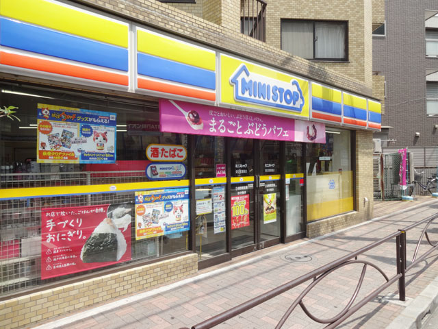 堀切菖蒲園駅のエリア情報3