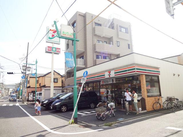 四ツ木駅のエリア情報2