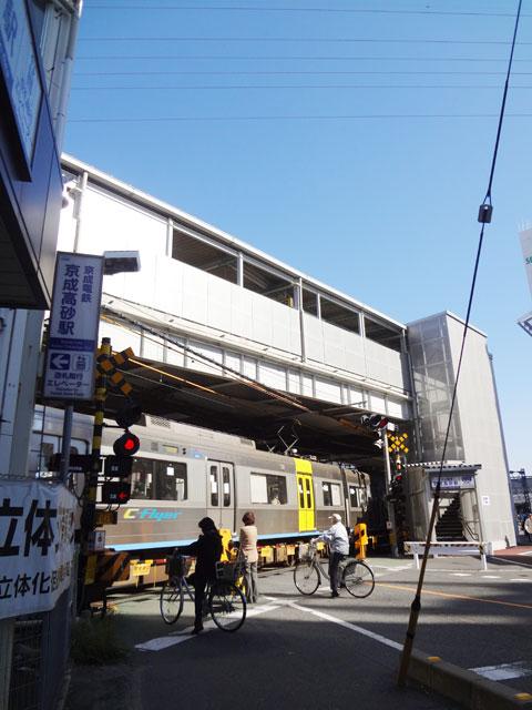 京成高砂駅のエリア情報1