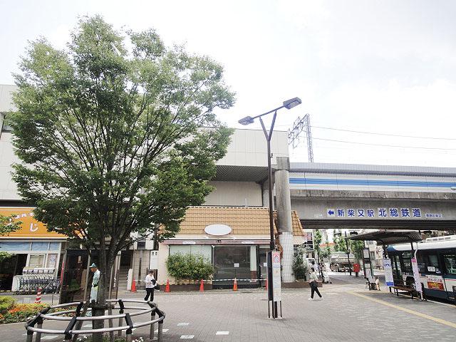 新柴又駅のエリア情報3