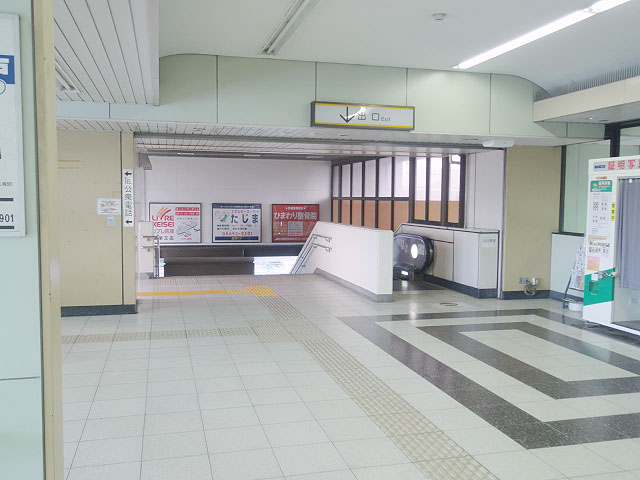 新柴又駅のエリア情報6