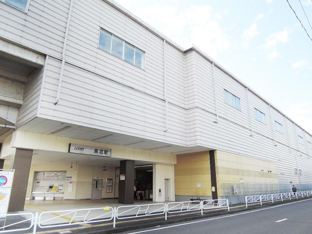 長沼駅のエリア情報1