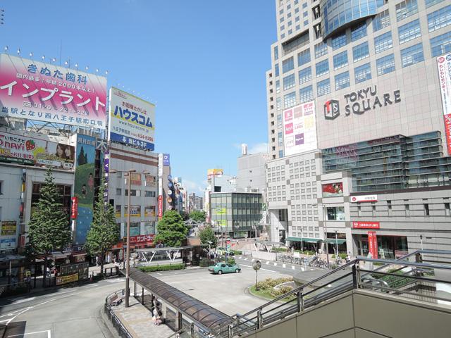 京王八王子駅のエリア情報10