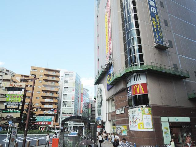 京王八王子駅のエリア情報5