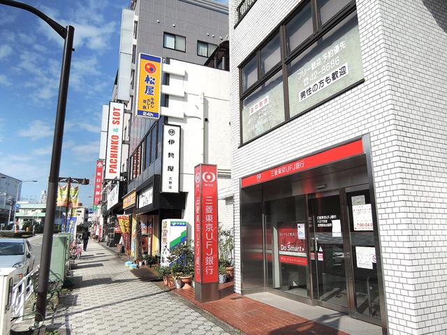 北野駅のエリア情報10