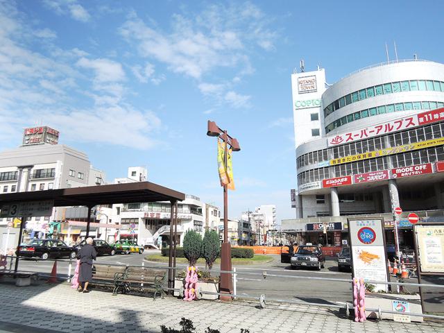 北野駅のエリア情報7
