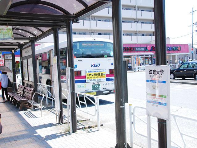 めじろ台駅のエリア情報2