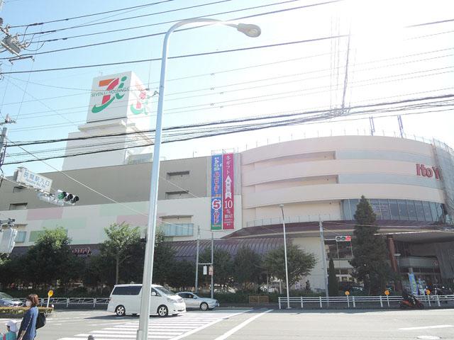 狭間駅のエリア情報5