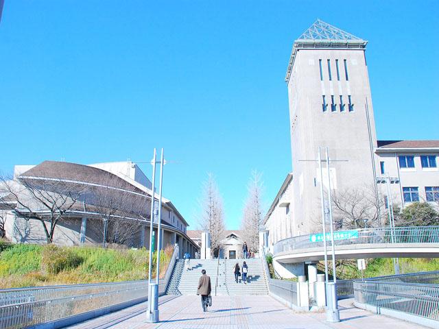 南大沢駅のエリア情報9