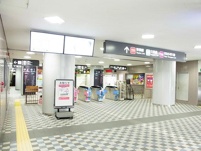 多摩川駅のエリア情報1