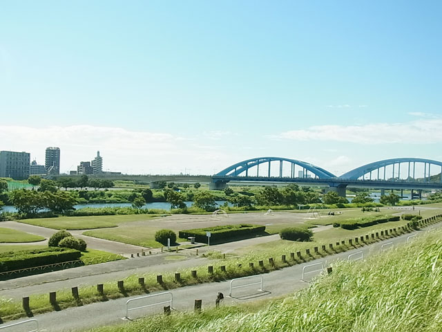 多摩川駅のエリア情報2