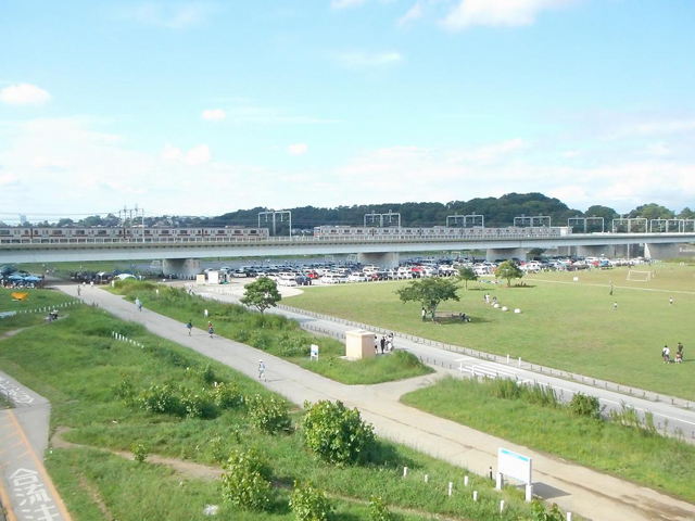 新丸子駅のエリア情報5