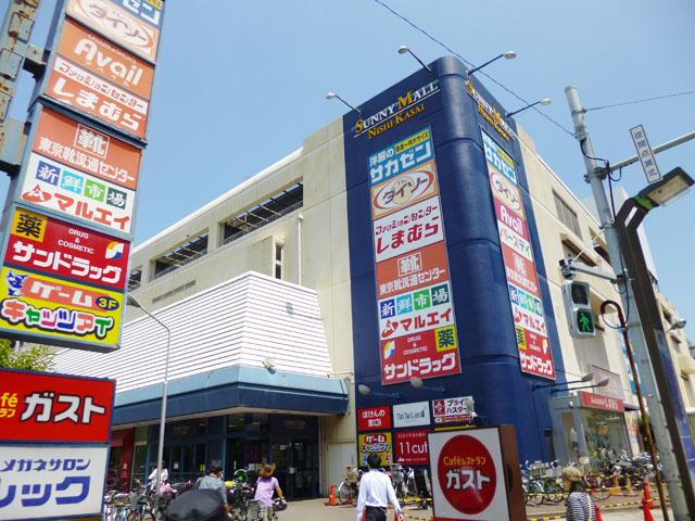 西葛西駅のエリア情報3
