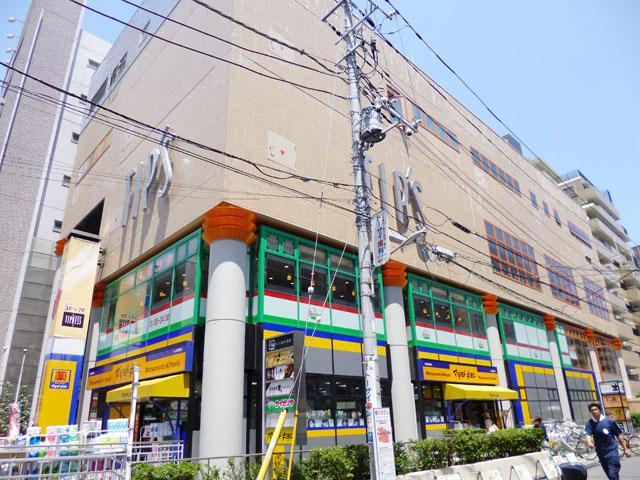 西葛西駅のエリア情報4