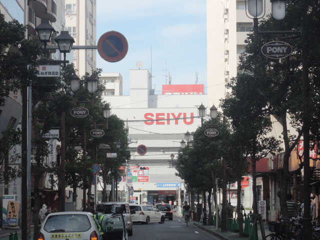行徳駅のエリア情報5