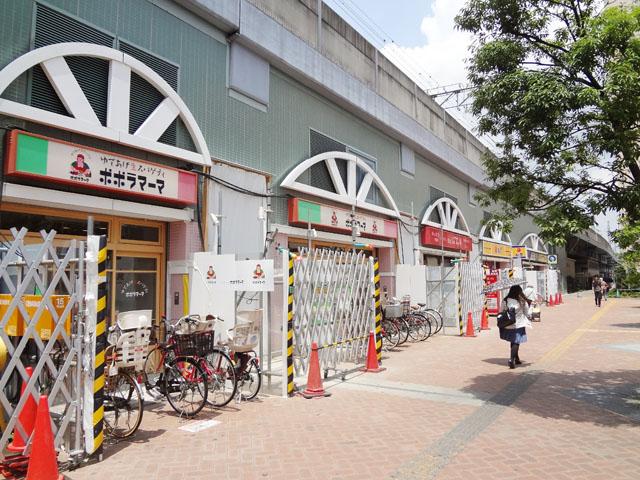 妙典駅のエリア情報6