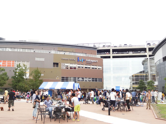 豊洲駅のエリア情報7