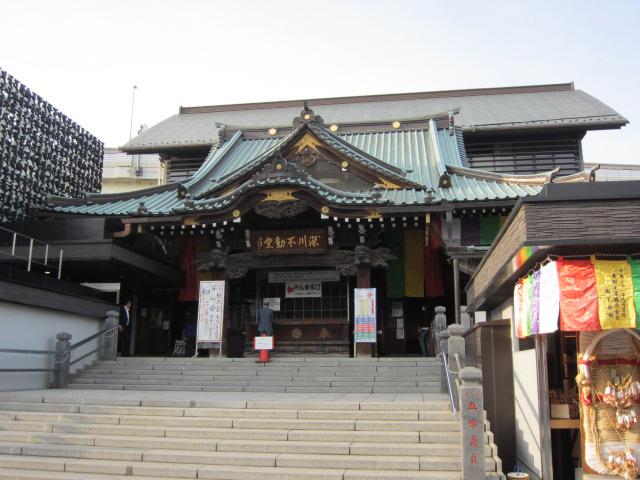 門前仲町駅のエリア情報2