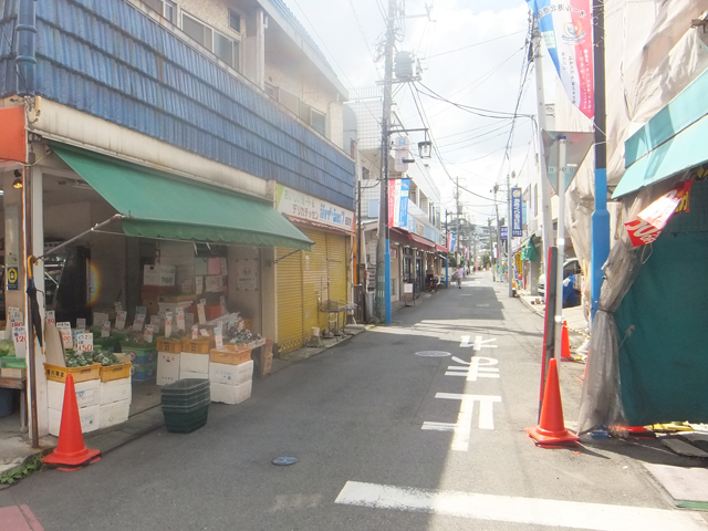 日吉本町駅のエリア情報3