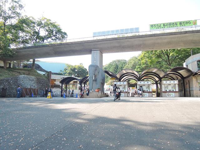 多摩動物公園駅のエリア情報4