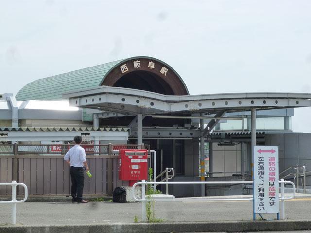 西岐阜駅のエリア情報1