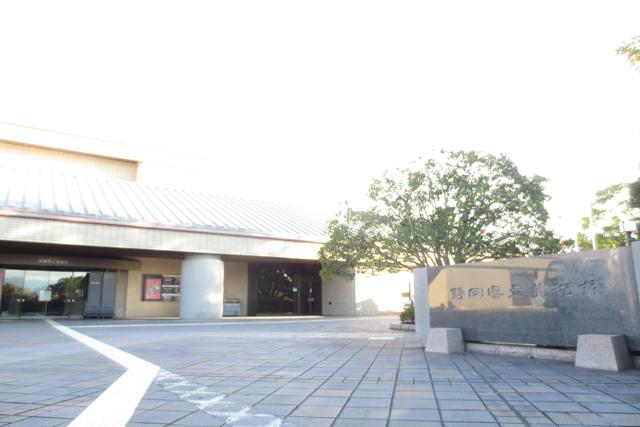 県立美術館前駅のエリア情報1