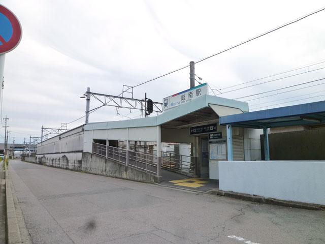 岐南駅のエリア情報1