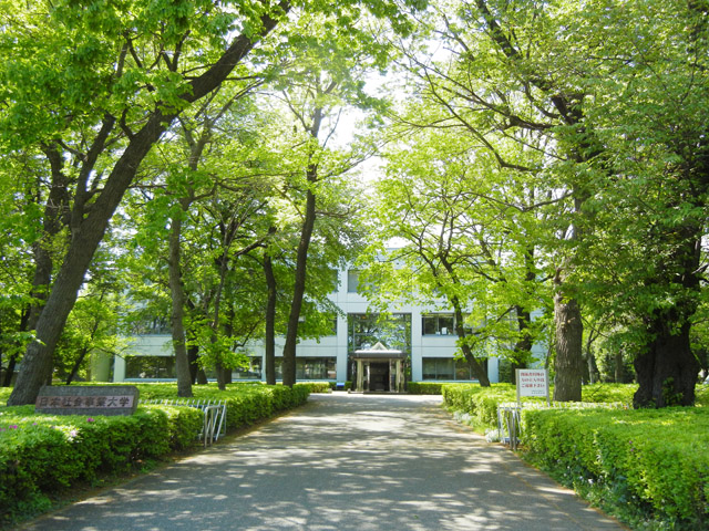日本社会事業大学 清瀬キャンパス写真