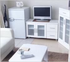 株式会社サークランド[家具・家電レンタル]: お引越しには何かとお金が必要ですよね。新生活スタートに、レンタル家電・家具を利用してはいかがでしょう?