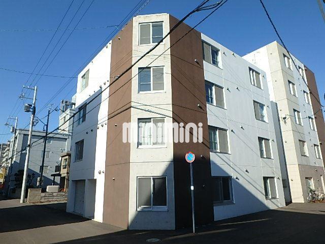 北海道札幌市白石区東札幌二条3丁目1DK