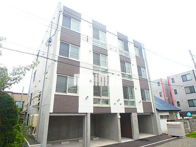 札幌市軌道線 西線9条旭山公園通駅(徒歩3分)
