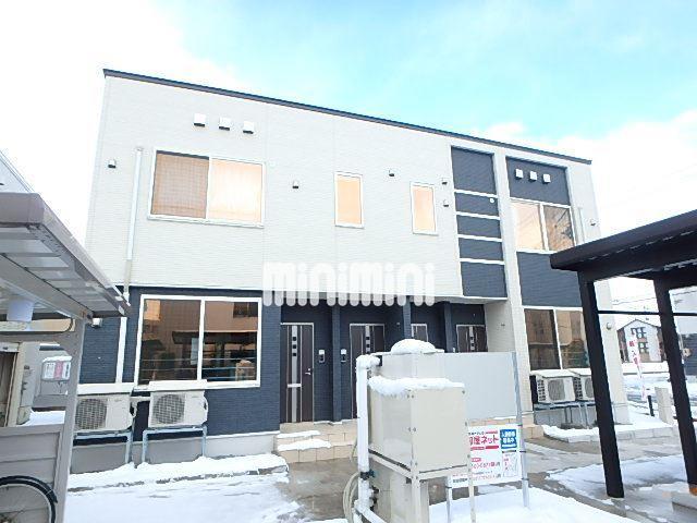 奥羽本線 青森駅(バス20分 ・南高校前停、 徒歩1分)