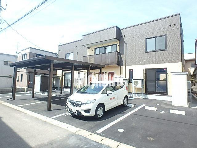 青い森鉄道 青森駅(バス20分 ・片岡停、 徒歩5分)