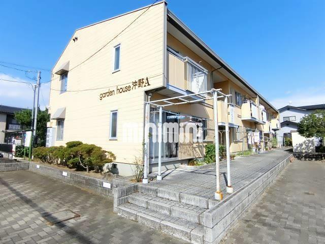 仙石線 仙台駅(バス28分 ・沖野二丁目停、 徒歩7分)