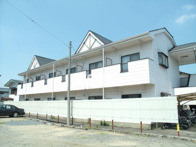 東北本線 岡本駅(バス8分 ・松下電器停、 徒歩6分)、東北本線 岡本駅(徒歩26分)