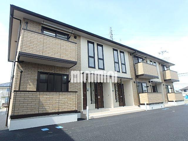 両毛線 伊勢崎駅(バス20分 ・茂呂大橋西停、 徒歩12分)
